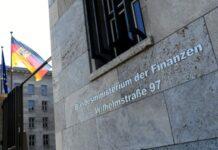 Γερμανία υπουργείο