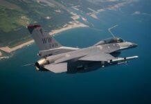 HΠΑ F-16