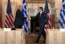 Ποτάμι οργής στην Τουρκία για την αμυντική συμφωνία Ελλάδας – ΗΠΑ