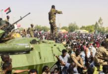Σουδάν πραξικόπημα
